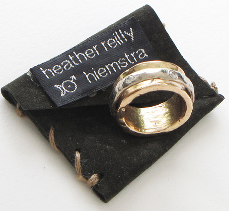 heather-reilly, metalsmith | custom jewlery