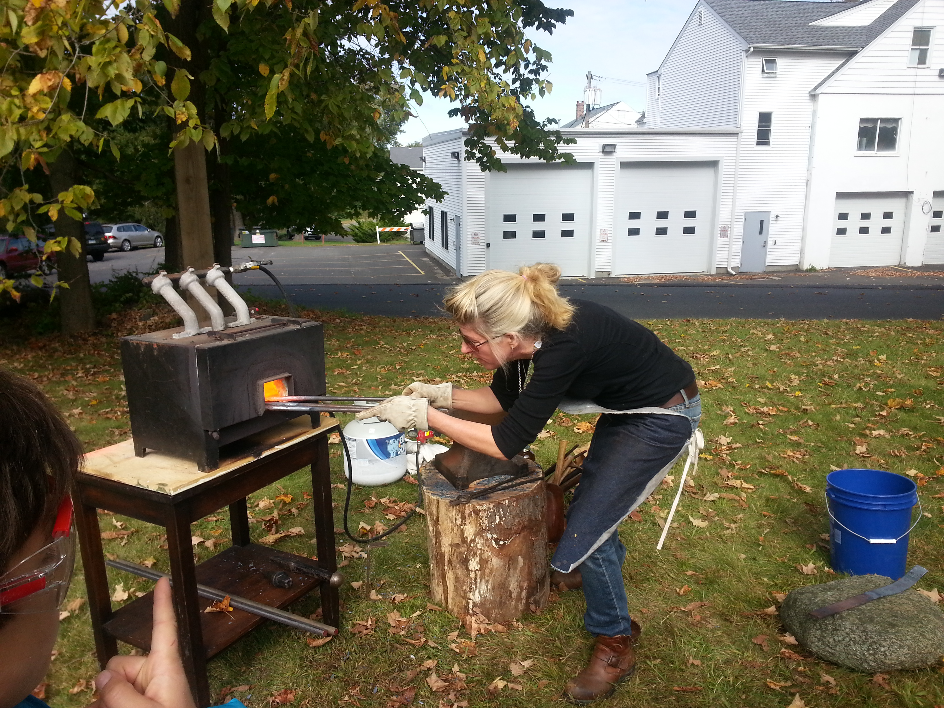 forging at michaelmas