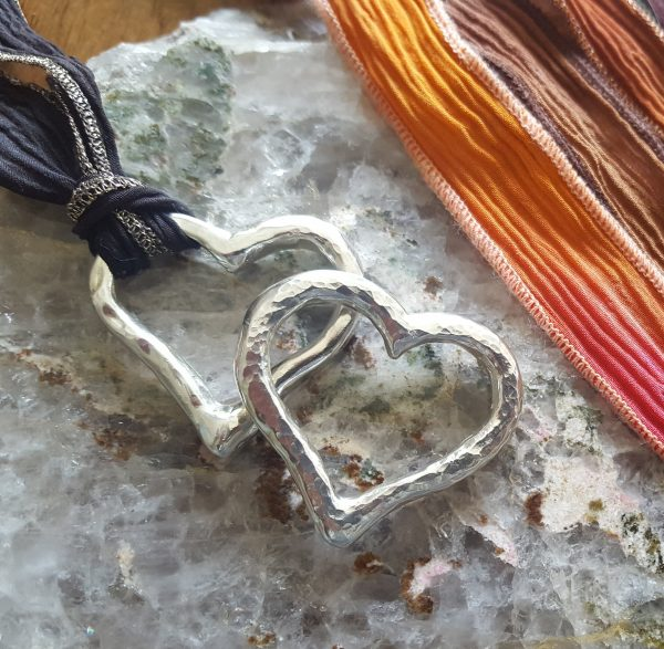 hammered hearts